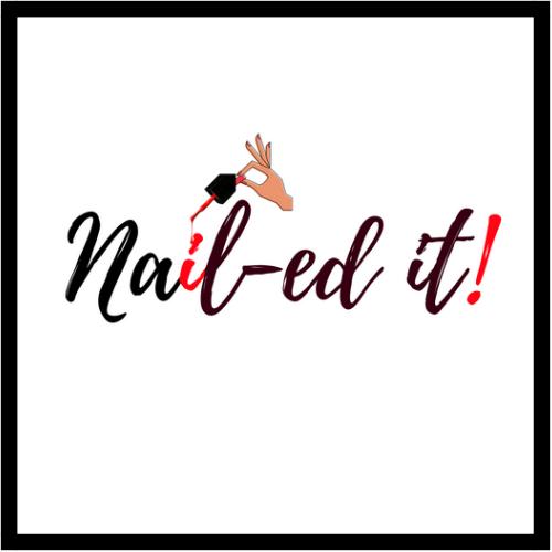 Nail-ed It Salon Logo