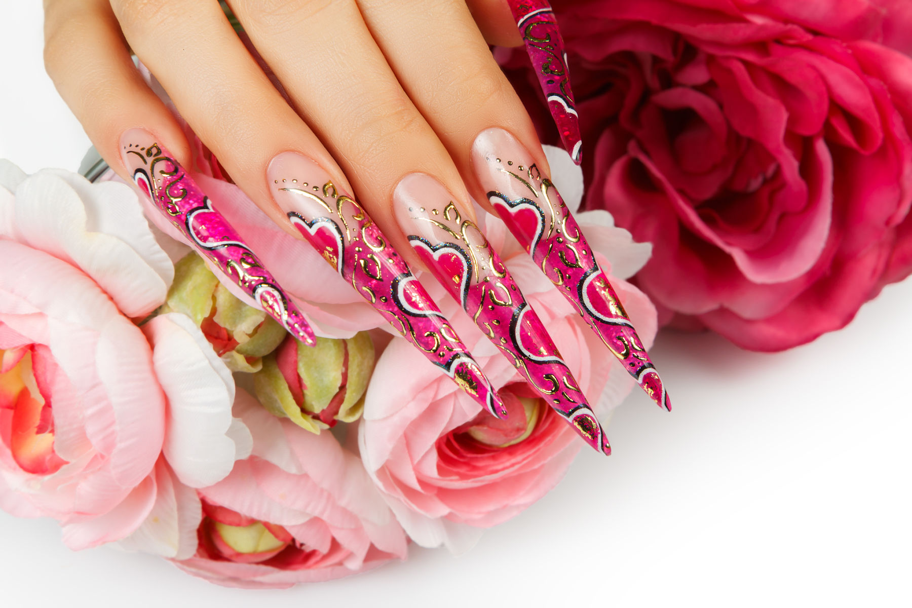ARTIFICIAL NAILS  -  ADD ONS