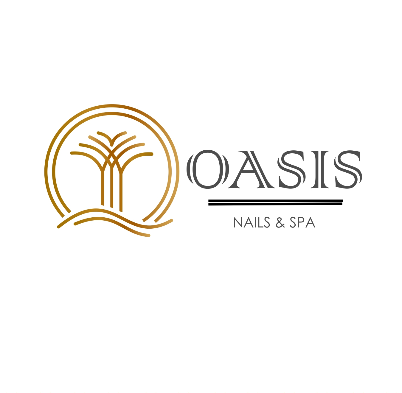 Oasis Nails & Spa Logo