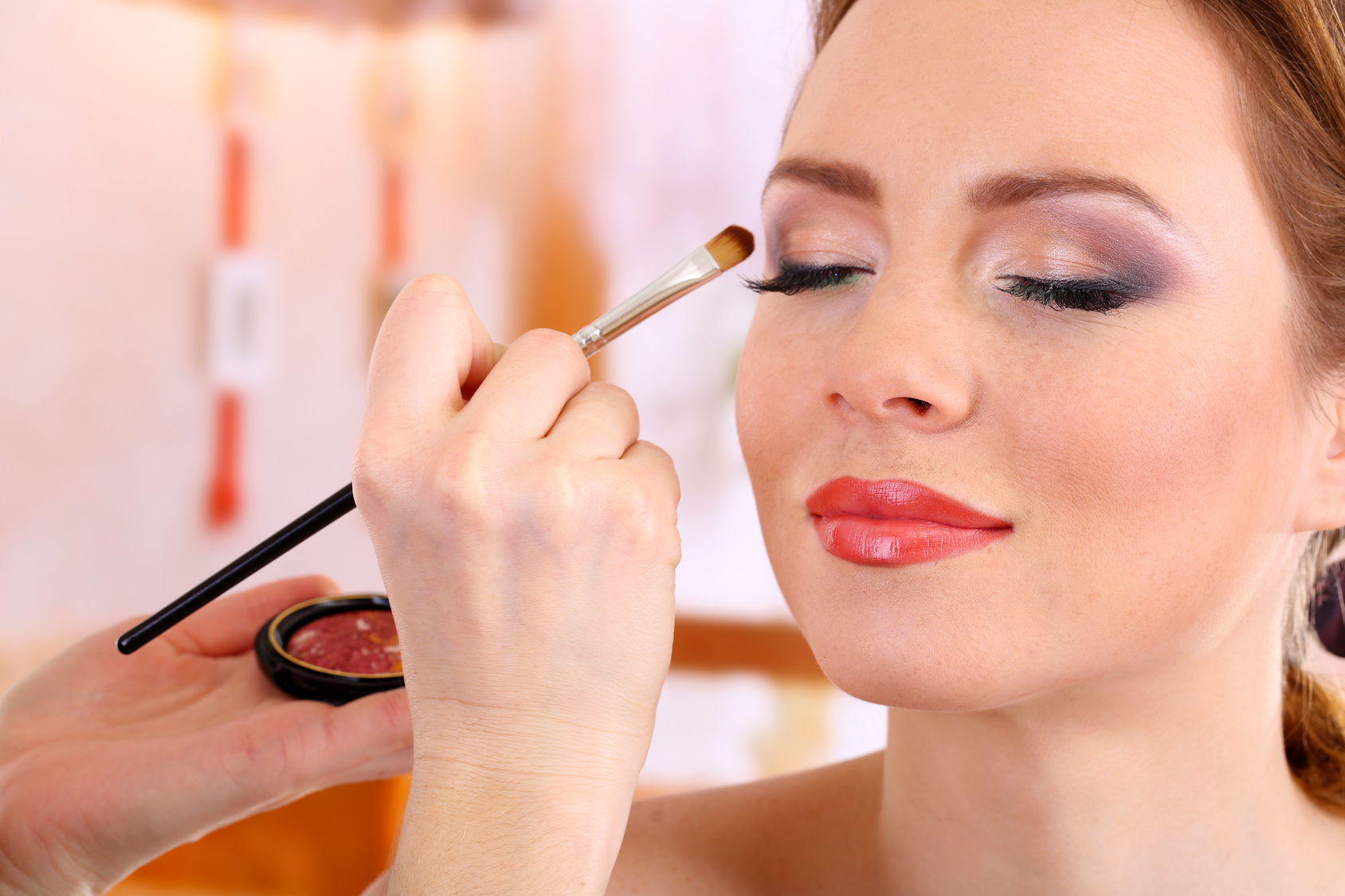 makeup application Makeup application party makeup about 60 minutes $100 - $125 have somewhere fabulous to go get dolled up by the best and have your makeup looking flawless in an hour.