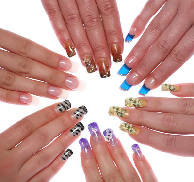 Nails icong artificial nail services prinsesfo Choice Image